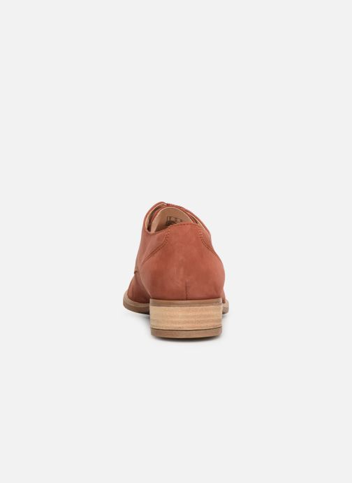 Clarks NETLEY NETLEY NETLEY BLOOM (Rosso) - Scarpe con lacci d0eb1b