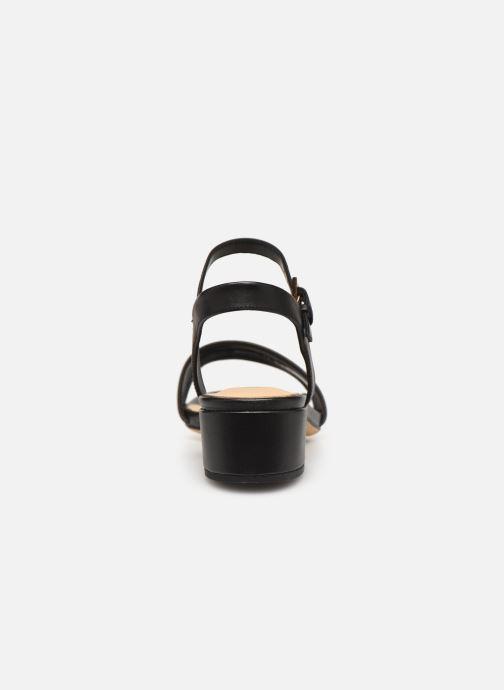 Sandales et nu-pieds Clarks ORABELLA IRIS Noir vue droite