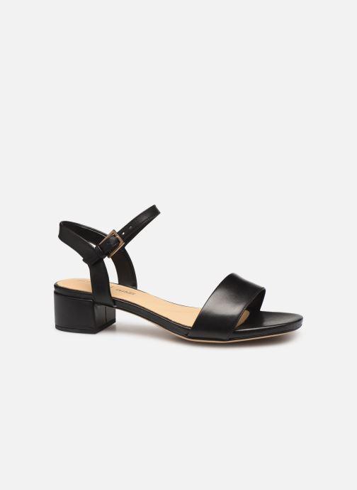 Sandales et nu-pieds Clarks ORABELLA IRIS Noir vue derrière
