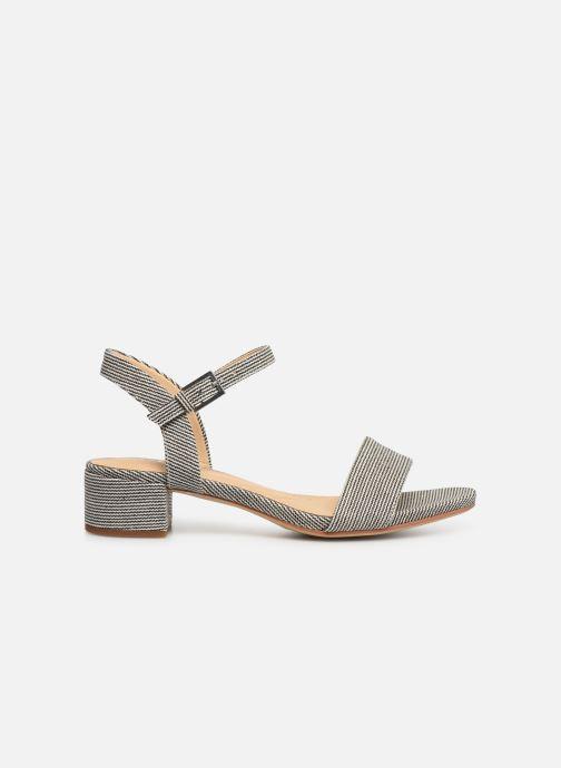 Sandales et nu-pieds Clarks ORABELLA IRIS Bleu vue derrière