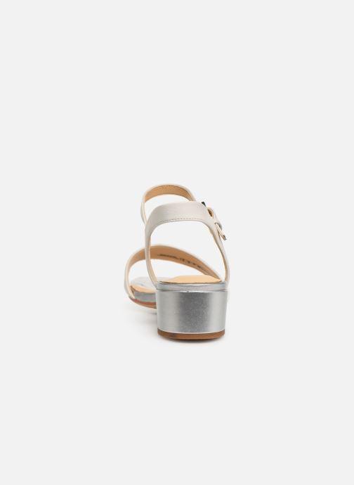 Sandales et nu-pieds Clarks ORABELLA IRIS Blanc vue droite