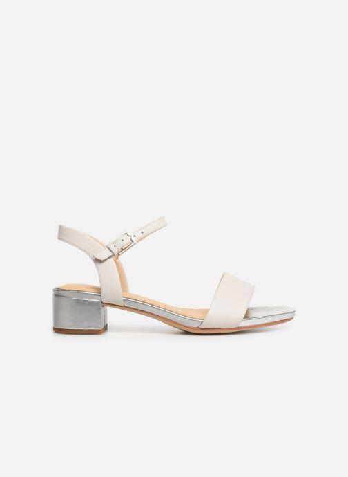 Sandales et nu-pieds Clarks ORABELLA IRIS Blanc vue derrière
