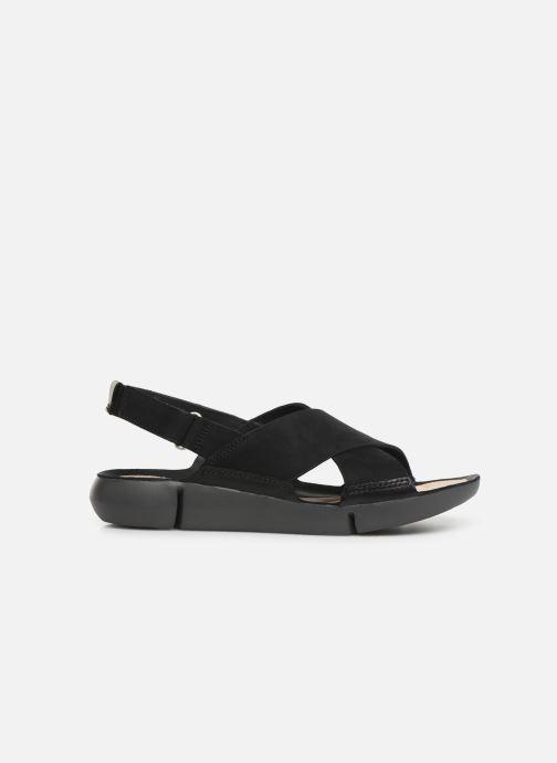 Sandales et nu-pieds Clarks TRI CHLOE New Noir vue derrière