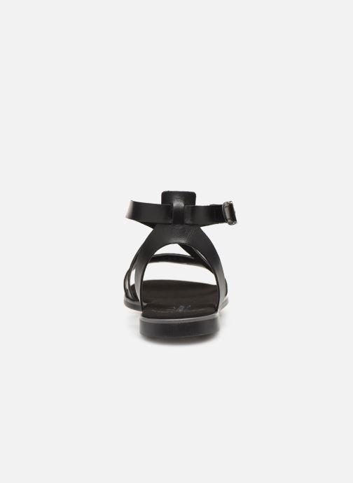 Sandales et nu-pieds Clarks BAY ROSIE Noir vue droite