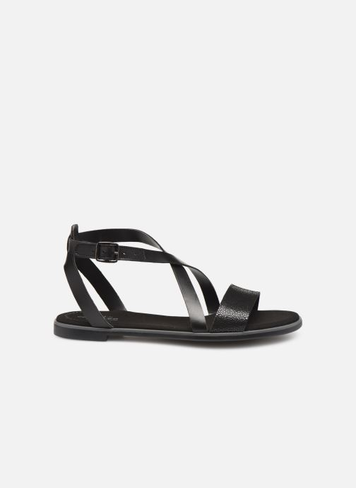 Sandales et nu-pieds Clarks BAY ROSIE Noir vue derrière