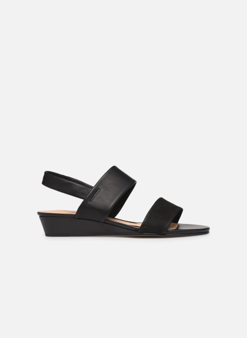 Sandales et nu-pieds Clarks SENSE LILY Noir vue derrière
