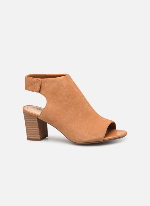 Sandales et nu-pieds Clarks DEVA BELL Marron vue derrière