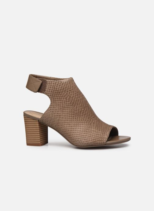 Sandales et nu-pieds Clarks DEVA BELL Vert vue derrière
