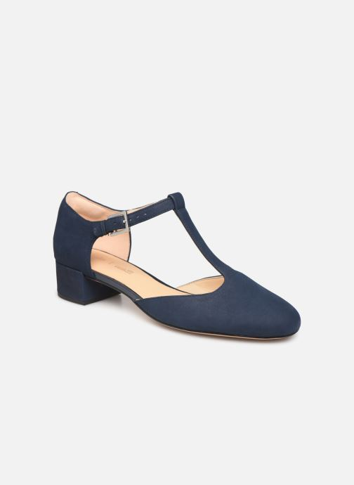 Ballet pumps Clarks ORABELLA HOLLY Blue detailed view/ Pair view