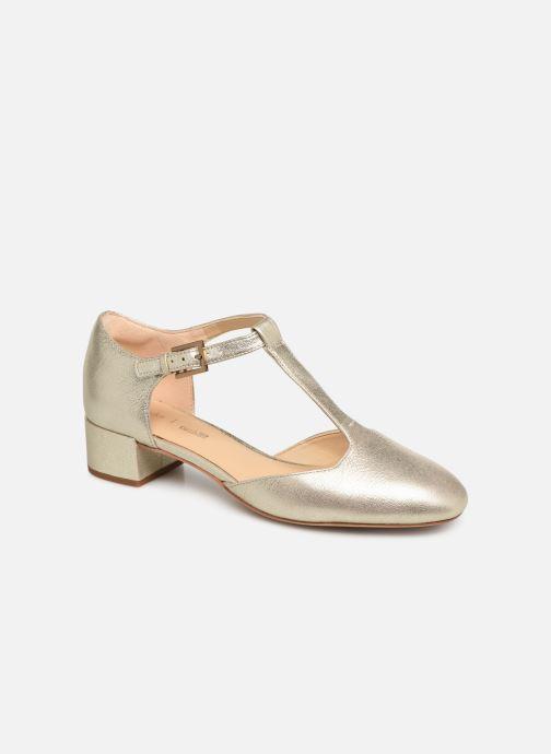 Ballerinas Clarks ORABELLA HOLLY gold/bronze detaillierte ansicht/modell
