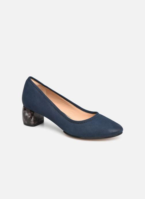 Escarpins Clarks GRACE OLIVIA Bleu vue détail/paire