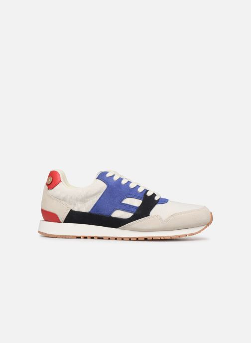 Trainers Faguo Runnings Ivy Synthetic Suede White back view