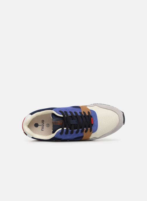 Runnings Suede Synthetic Nav31 Faguo Ivy Baskets rxBodCe