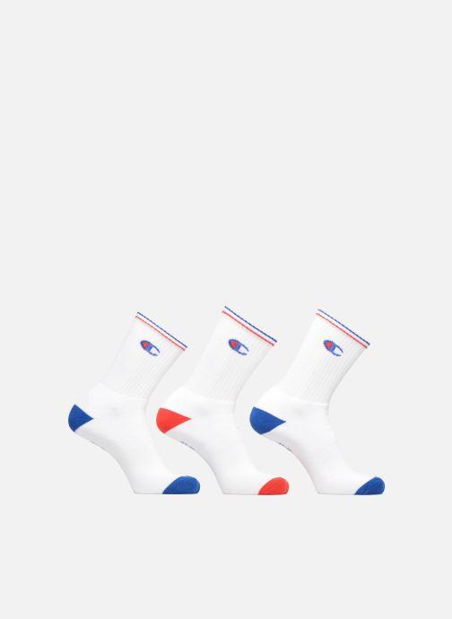 Chaussettes et collants Champion CREW SOCKS CHAMPION PERFORMANCE x3 Blanc vue détail/paire