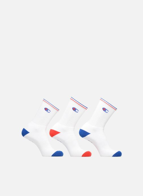 Chaussettes et collants Champion CREW SOCKS CHAMPION PERFORMANCE x3 Blanc vue détail/paire