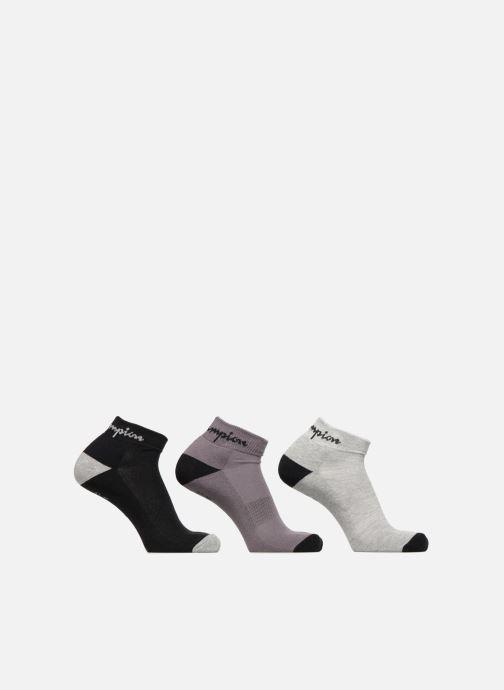 Sokken en panty's Champion ANKLE SOCKS CHAMPION PERFORMANCE x3 Zwart detail