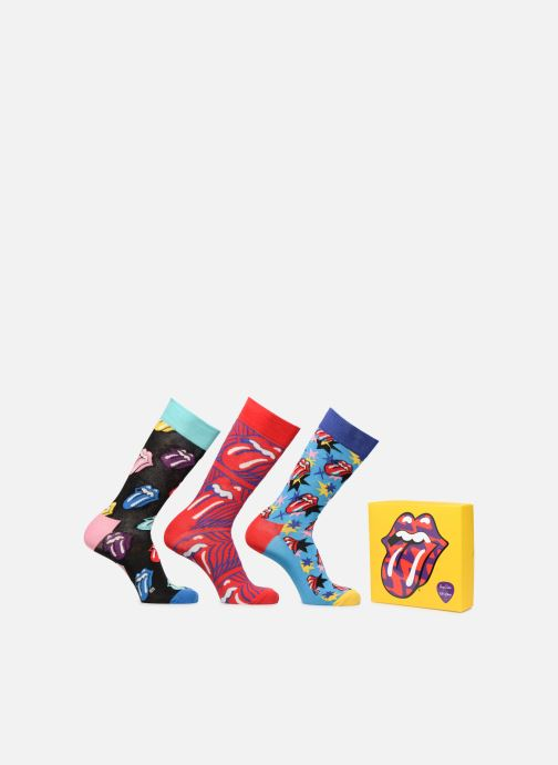 Chaussettes et collants Happy Socks Rolling Stones 3-pack Gift Box Multicolore vue détail/paire