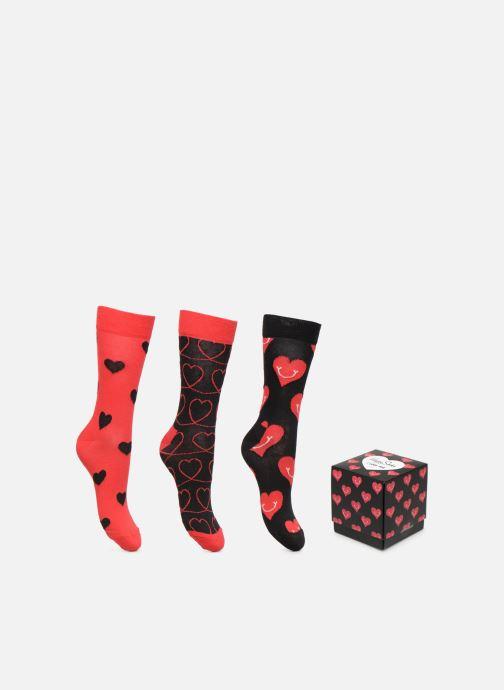 Calze e collant Happy Socks I Love You Gift Box Nero vedi dettaglio/paio