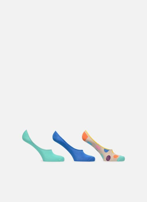Chaussettes et collants Happy Socks Liner Sock 3 pack Bleu vue détail/paire