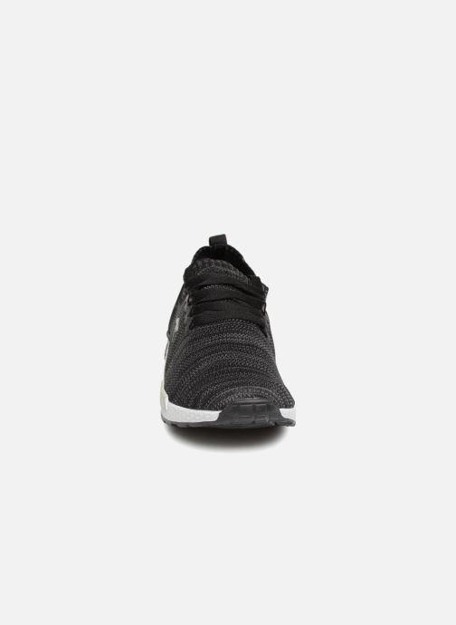 Sneaker Kangaroos W-590 schwarz schuhe getragen