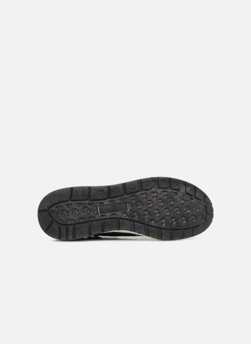 Sneaker Kangaroos W-590 schwarz ansicht von oben