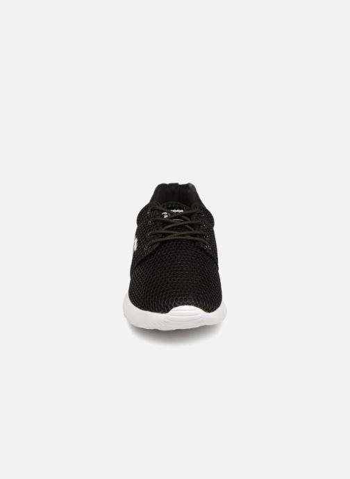 Baskets Kangaroos Kaishu Noir vue portées chaussures