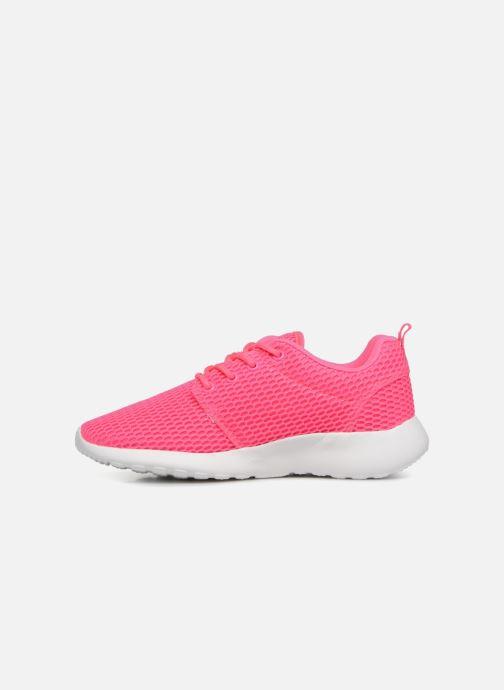 Sneakers Kangaroos Kaishu Roze voorkant