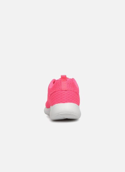 Sneaker Kangaroos Kaishu rosa ansicht von rechts