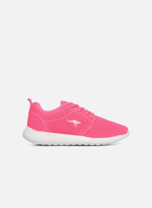 Sneakers Kangaroos Kaishu Roze achterkant