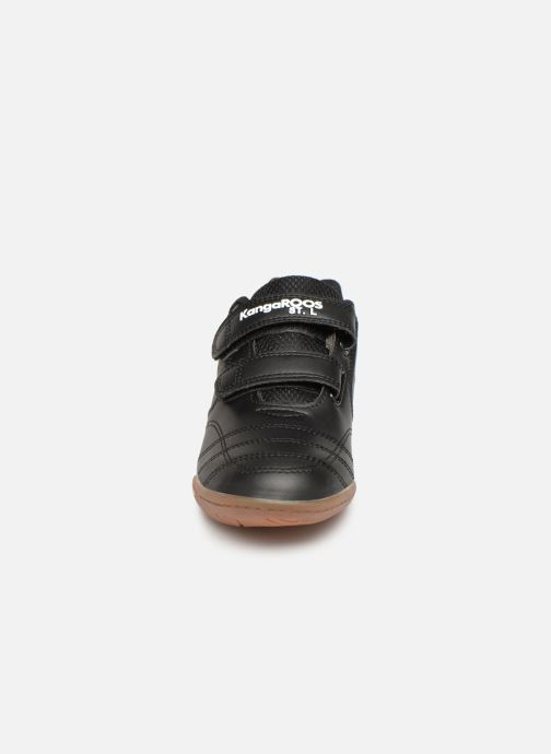 Baskets Kangaroos KangaYard 3020 Noir vue portées chaussures