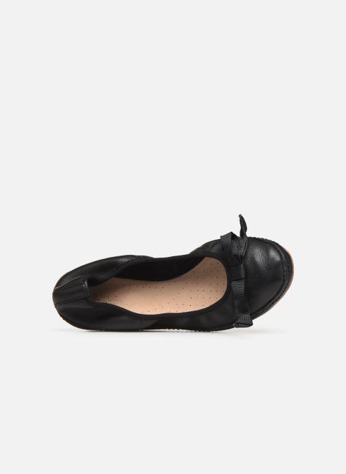 Clarks Clovelly Walk (Noir) - Ballerines chez  (361541)