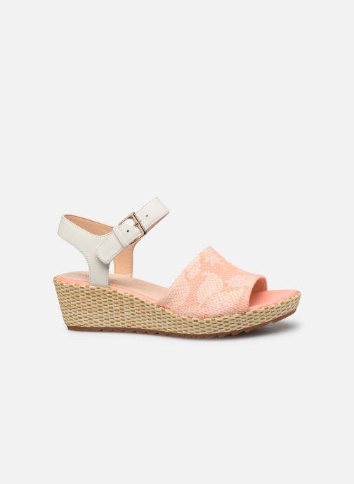 Sandales et nu-pieds Clarks Kamara Sun Rose vue derrière