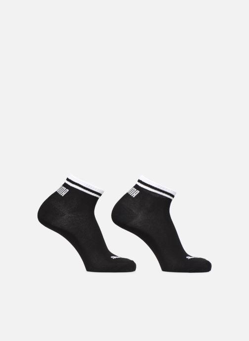 Chaussettes et collants Puma Socks HERITAGE QUARTER LOT DE 2 Noir vue détail/paire