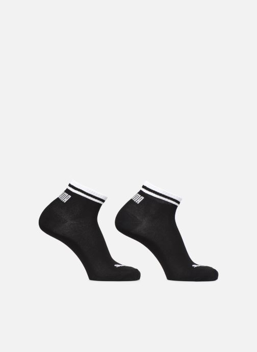 Socks & tights Puma Socks HERITAGE QUARTER LOT DE 2 Black detailed view/ Pair view