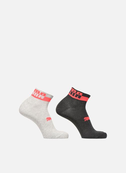 Sokken en panty's Puma Socks MEN QARTER LOT DE 2 Grijs detail