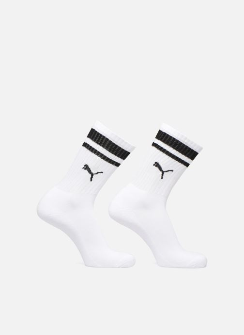 Socks & tights Puma Socks SPORT CREW HERITAGE Lot de 2 White detailed view/ Pair view