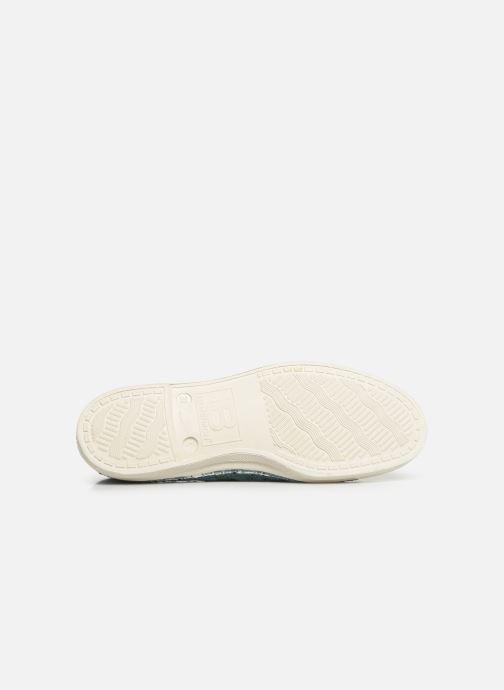 Bensimon Anglaise Broderie Tennis 361579 grün Lacet Sneaker SHqrRnS