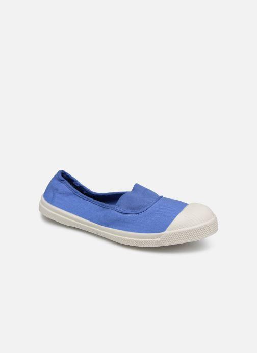 Sneaker Bensimon Tennis Elastique H blau detaillierte ansicht/modell