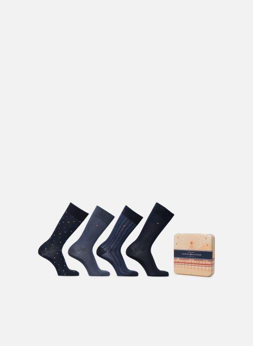 Chaussettes et collants Tommy Hilfiger GIFT BOX TH Bleu vue détail/paire