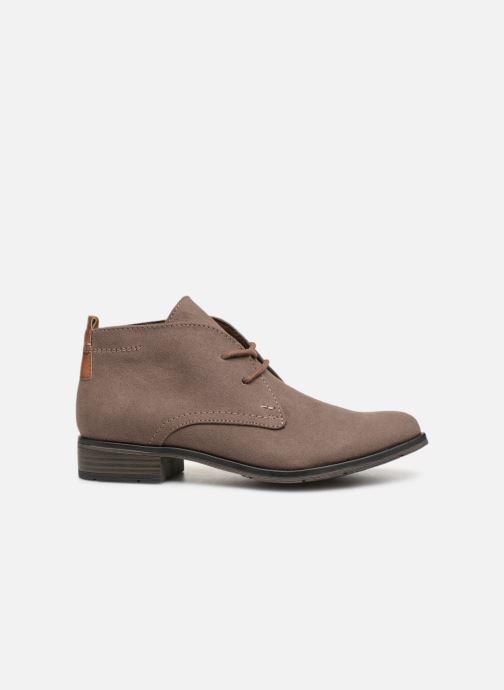 Boots en enkellaarsjes Marco Tozzi 2-2-25101-31  301 Zwart achterkant