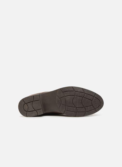 Stiefeletten & Boots Marco Tozzi 2-2-25101-31  301 schwarz ansicht von oben