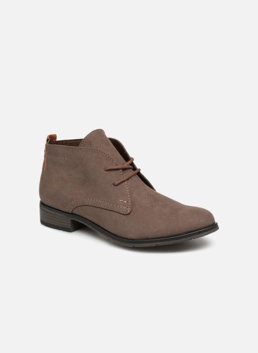 Boots en enkellaarsjes Marco Tozzi 2-2-25101-31  301 Zwart detail