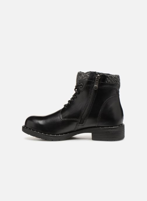 Ankle boots Marco Tozzi 2-2-25203-21  096 Black front view