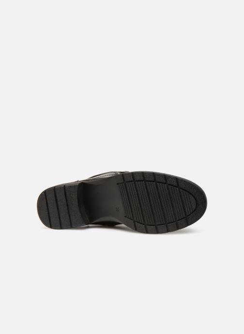 Stiefeletten & Boots Marco Tozzi 2-2-25203-21  096 schwarz ansicht von oben