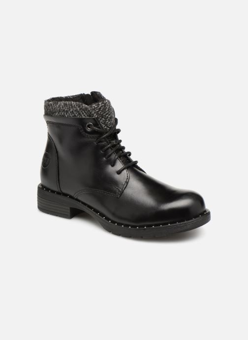 Ankle boots Marco Tozzi 2-2-25203-21  096 Black detailed view/ Pair view