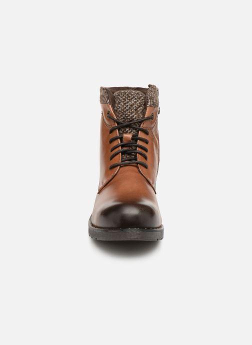 Boots en enkellaarsjes Marco Tozzi 2-2-25203-21  372 Bruin model