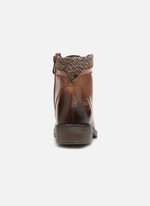 Boots en enkellaarsjes Marco Tozzi 2-2-25203-21  372 Bruin rechts