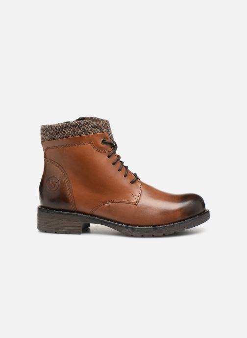 Boots en enkellaarsjes Marco Tozzi 2-2-25203-21  372 Bruin achterkant