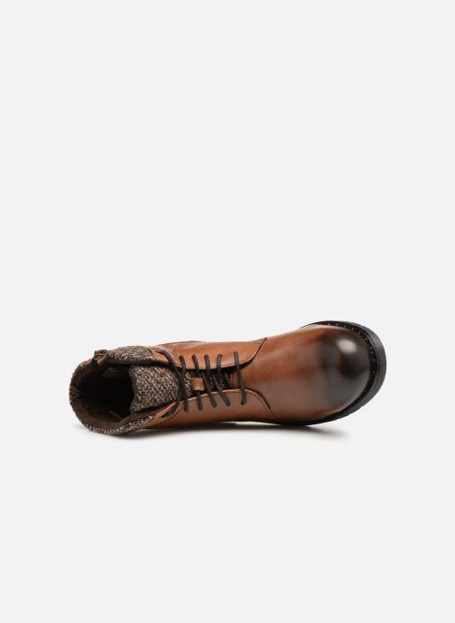 Stiefeletten & Boots Marco Tozzi 2-2-25203-21  372 braun ansicht von links