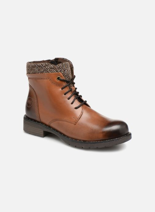 Ankle boots Marco Tozzi 2-2-25203-21  372 Brown detailed view/ Pair view